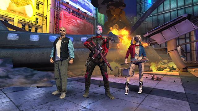 Suicide Squad Oyunu iOS ve Android İçin Ücretsiz Olarak Çıktı