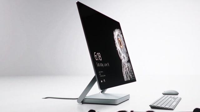 Microsoft Surface Studio Tanıtıldı
