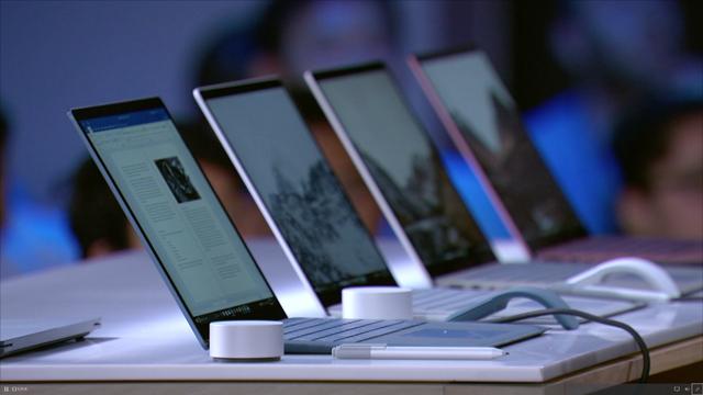Microsoft Surface İçin Tanıtım Videosu Yayınlandı