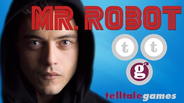 Telltale Mr. Robot Oyunu Yapıyor Olabilir