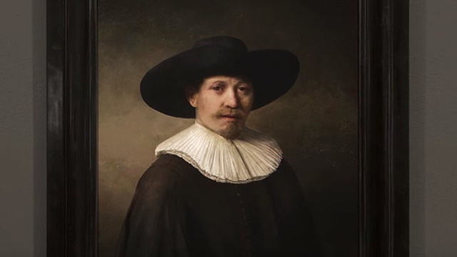 Yapay Zeka 3D Yazıcıdan Mükemmel Bir Rembrandt Tablosu Ortaya Çıkardı