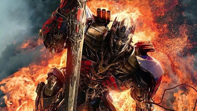 Transformers: The Last Knight'in yeni Fragmanı Yayınlandı