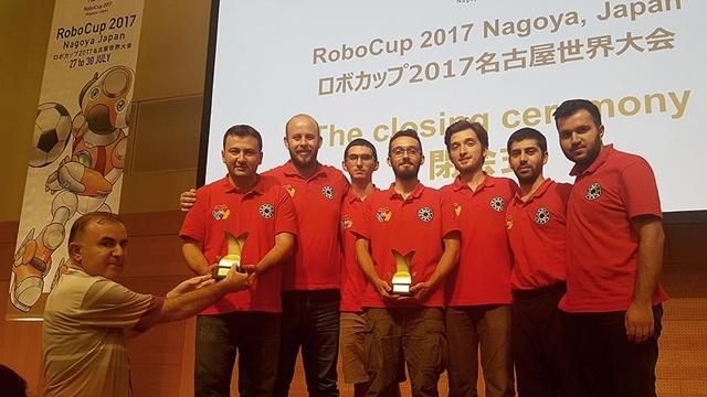 Türkiye Teknoloji Takımı Japonya'dan Ödüllerle Döndü