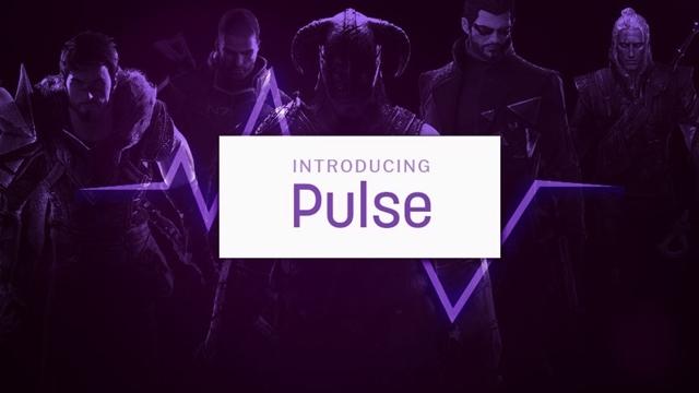 Twitch Yeni Servisi Pulse'u Duyurdu
