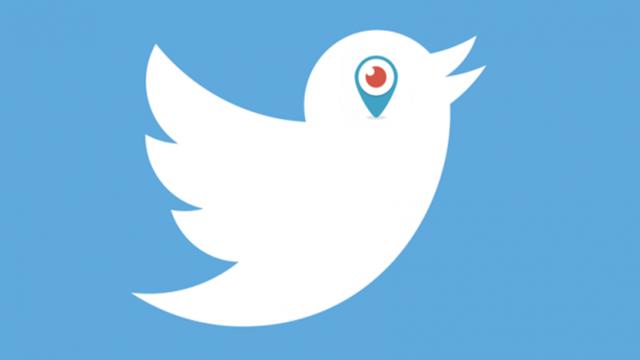 Twitter'a Persicope Kullanmadan Canlı Yayın Özelliği Geldi