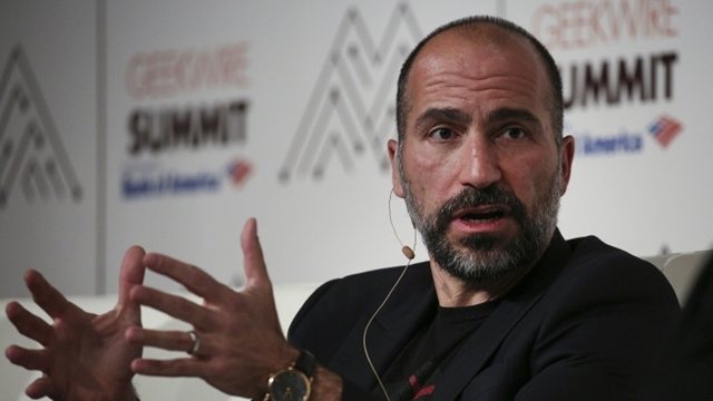 Uber'in Yeni CEO'su 200 Milyon Dolar Kazanacak