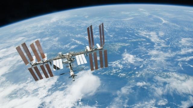 Uzaydan İlk Kez 4K Canlı Yayın Yapıldı