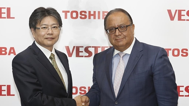 Vestel, Toshiba'nın TV Bölümünü Satın Alabilir