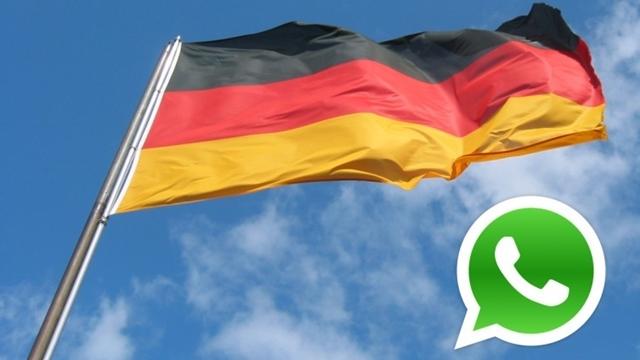 Alman Kurumları WhatsApp Mesajlarınıza Ulaşabilecek