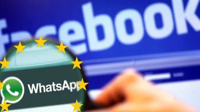 Facebook Avrupa Birliği'ne Yalan Söylemiş