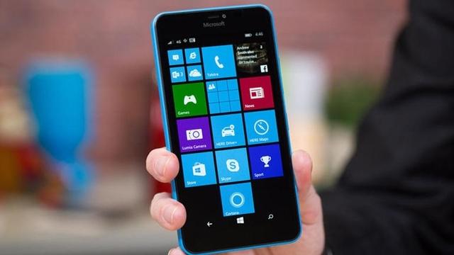 Windows Phone 2021'de Dibi Görecek