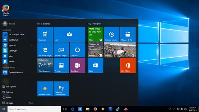 İşte Windows 10 Kullanıcılarının En Beğendiği Özellik