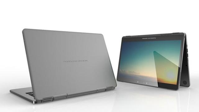 Microsoft ve Porsche Desing 2'si 1 Arada Laptop Üretecek