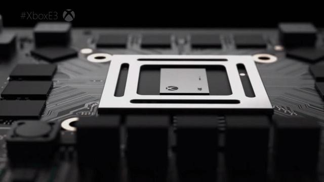 Xbox Scorpio Gerçek Bir 4K Oyun Konsolu Olacak