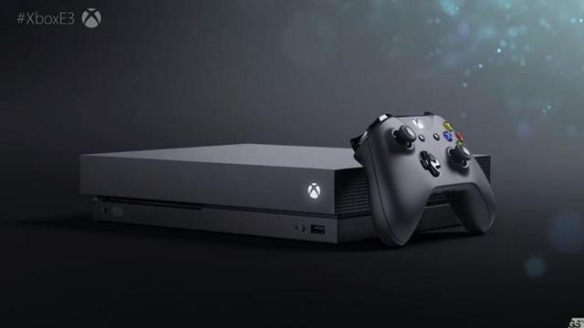 Xbox One X Tanıtıldı! İşte Özellikleri