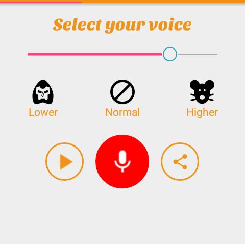 Call Voice Changer Allogag Ekran Görüntüleri