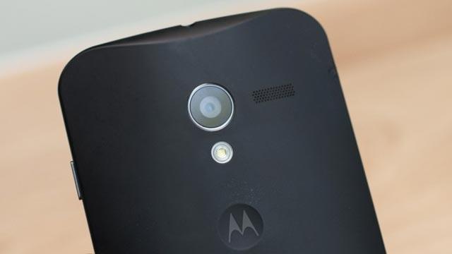 Ahşap Olacağı Söylenen Moto X Tanıtıldı