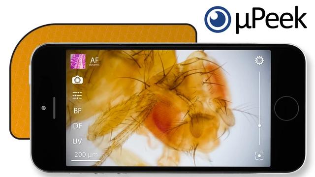 Kickstarter'da Akıllı Telefonları Mikroskop Olarak Kullandırmayı Amaçlayan Yeni Bir Proje Ortaya Çıktı