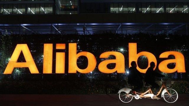 Alibaba Sattığı Ürünleri Drone'ler ile Havadan Dağıtacak