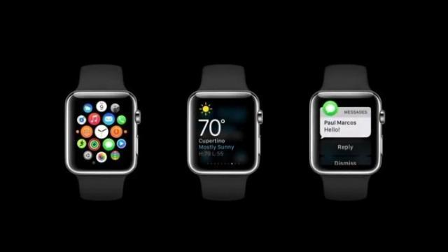 Apple Watch'ın İnternet Sayfası Yenilendi