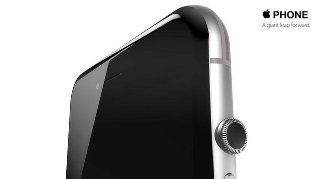 Apple'ın Sıradışı Yeni Projesi: Kurma Koluna Sahip iPhone