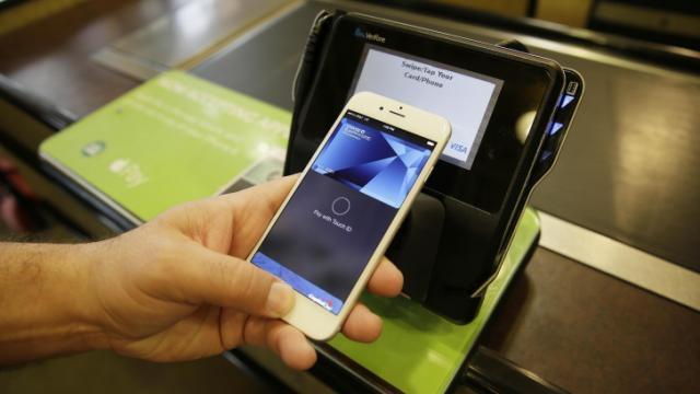 Apple'ın Temassız Ödeme Sistemi Mc Donalds'ta Test Ediliyor