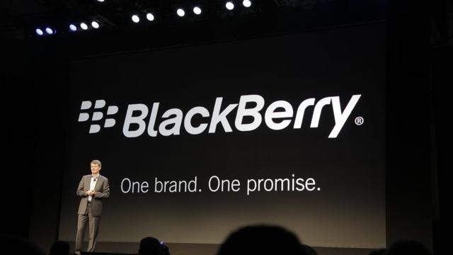 Blackberry Classic'in Fotoğrafları Sızdırıldı