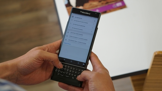 Blackberry Priv için Şubat Ayı Güvenlik Güncellemesi Yayınlandı
