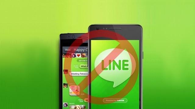Çin, Line Kullanmayı Yasakladı!