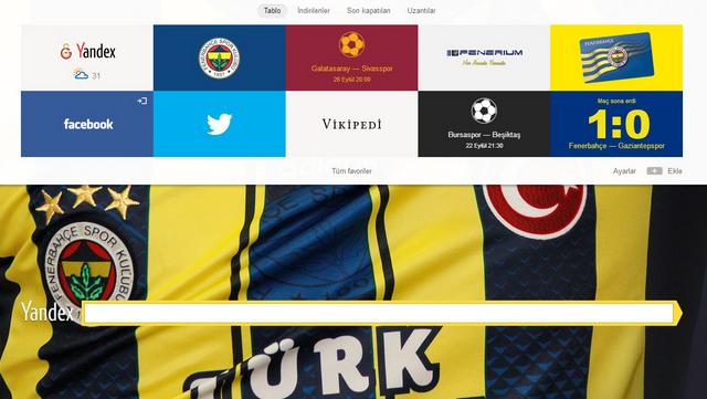 FB Yandex 700 Bin Kullanıcıyı Aştı ve Fenerbahçe'ye Milyonlar Kazandıracak