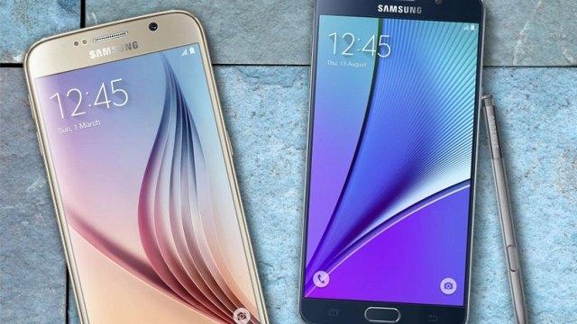 Galaxy S7 ve S7 Edge Suya Dayanıklılık Özelliği ve MicroSD Kart Desteğiyle Birlikte Gelecek