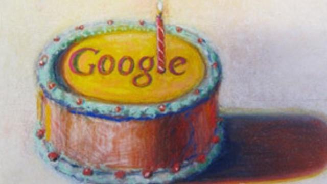 Google Artık 16 Yaşında!