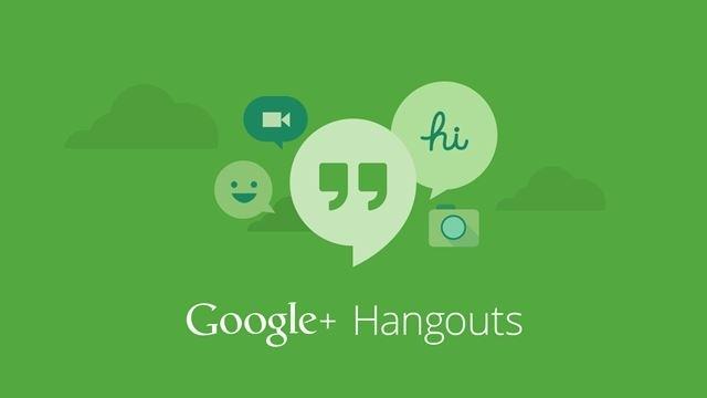 Google'ın Anlık Mesajlaşma Uygulaması Hangouts'un 7.0 Sürümü Yayınladı