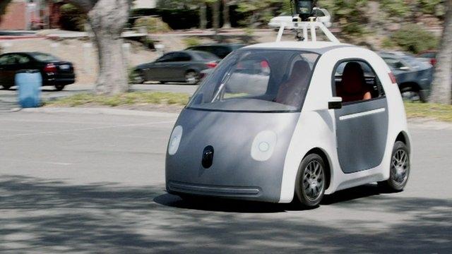 Google'ın Şoförsüz Aracına Kaliforniya'dan Sınırlama Geldi