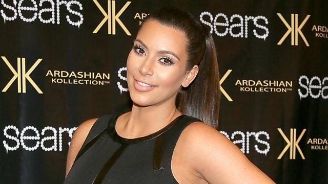 Kim Kardashian Hackerlardan Kaçamadı!