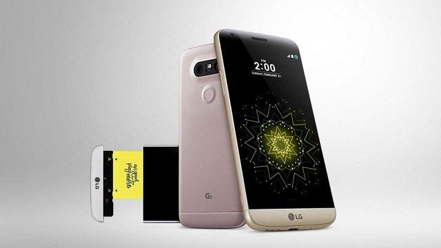 LG G5, Mobil Dünya Kongresi'nin En İyi Telefonu Seçildi!