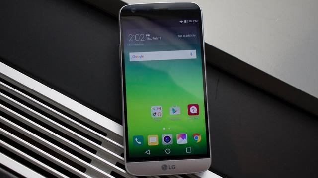 LG G5'in Yeni Güncellemesi Yayınlandı