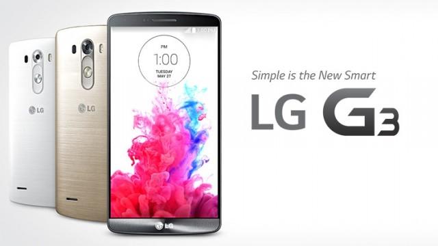 LG G3 Mini Gün Yüzüne Çıktı