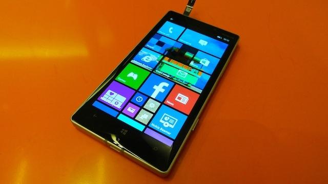Lumia 930 İçin Windows Phone 8.1 Güncellemesi Yayınlandı