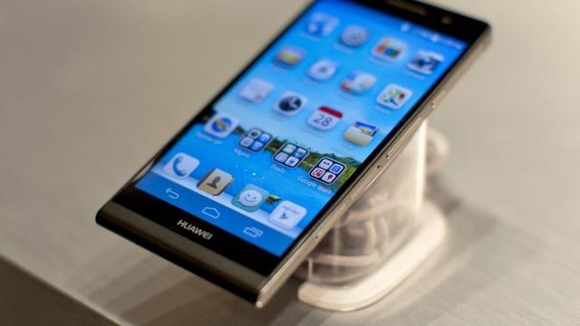 Metal Tasarımlı Huawei Ascend P8'in Fotoğrafı Sızdırıldı