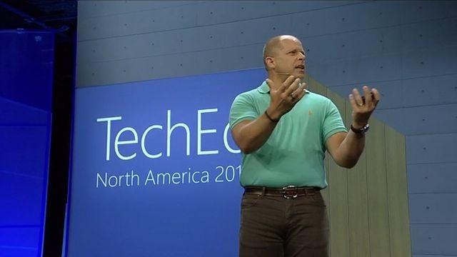 Microsoft 2015 TechEd Etkinliğine Yeni İsim Arıyor