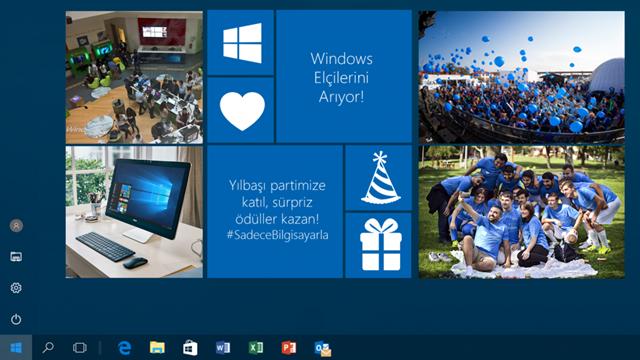 Microsoft, Büyük Ayrıcalıklara Sahip Olacak Windows Elçileri Arıyor!