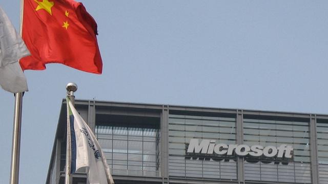 Microsoft İle Çin Arasındaki Buzlar Erimiyor!