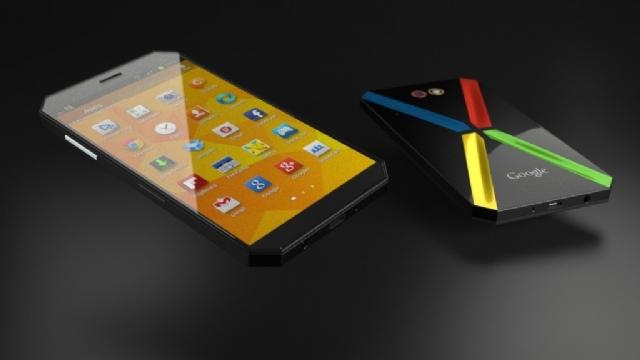 Motorola Nexus 6'nın Android L Arayüzü Paylaşıldı