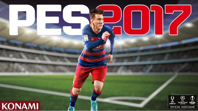 PES 2017'nin Gamescom'a Özel Oyun İçi Videosu Yayınlandı
