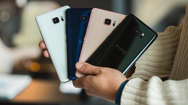 Safir Ekranlı HTC U Ultra Avrupa'da Piyasaya Çıkıyor