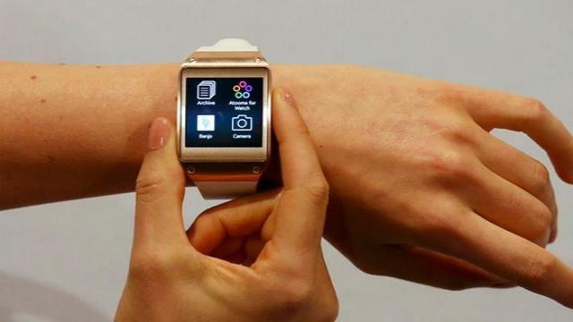 Samsung, Akıllı Saati Galaxy Gear S'i Tanıttı