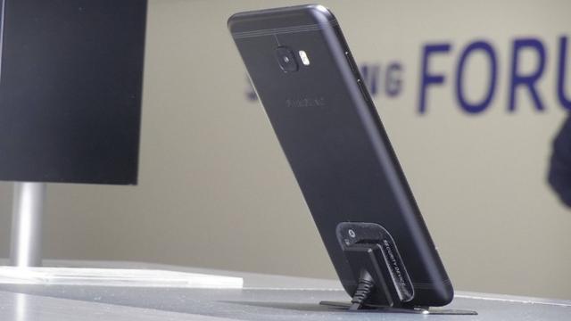Samsung Galaxy C5 Pro'nun Tüm Özellikleri Ortaya Çıktı