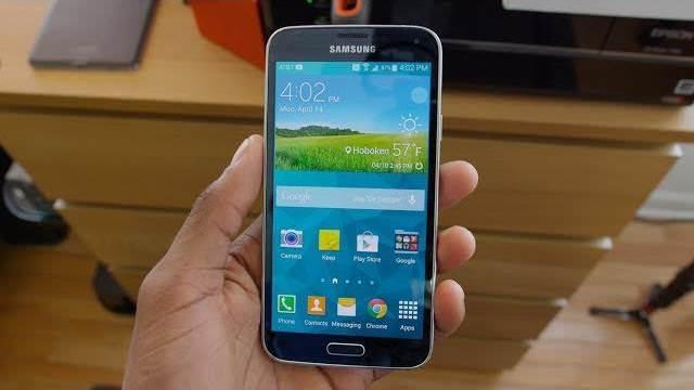Samsung Galaxy S5 İçin Android 5.0 Lollipop Aralık Ayında Yayınlanacak