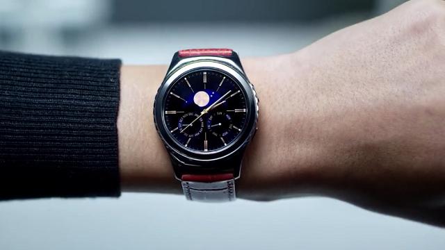 Samsung'un Gear S2 Saatleri Güncellendi